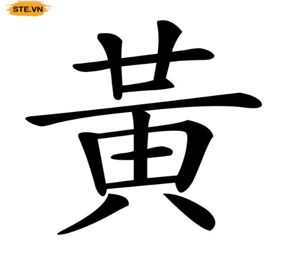 Ký tự chữ cái tiếng Trung